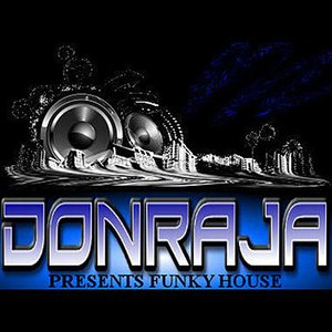 Image for 'DonRaja Presents . . . A Touch Of Funky - Part 1'