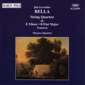 Image for 'BELLA: String Quartets'