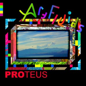 """""""proteus""""的封面"""