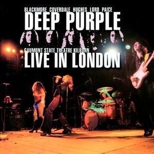 Image for 'Live In London 1974'