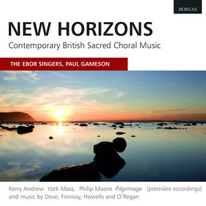 Image for 'New Horizons (Contemporary british sacred choral music)'