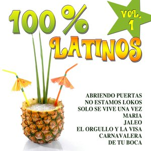 Image for '100% Latinos Vol.1'
