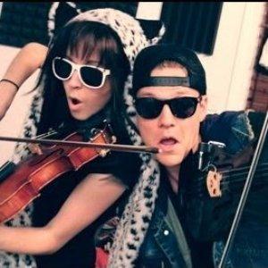 Image for 'Lindsey Stirling & Tyler Ward'
