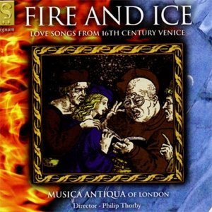 Imagem de 'Fire and Ice: Love Songs from 16th Century Venice'