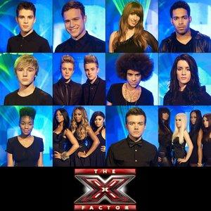 Bild für 'X Factor Finalists 2009'