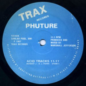 Image for 'Acid Trax'
