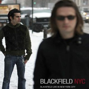 Immagine per 'Blackfield NYC -  Blackfield Live In New York City'