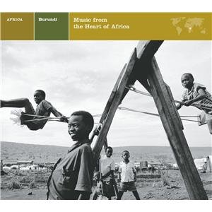 Image for 'BURUNDI Music from the Heart of Africa'