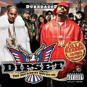 Immagine per 'Cam'ron Presents Dukedagod Dipset The Movement Moves On'