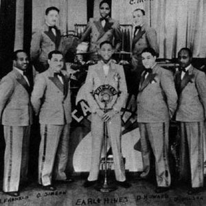 Bild für 'Earl Hines and His Orchestra'
