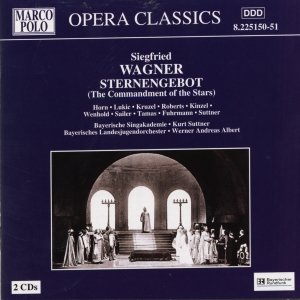 Image for 'WAGNER, S.: Sternengebot'