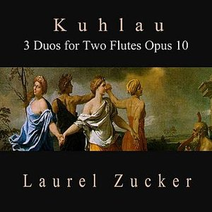 Image for 'Kuhlau - 3 Duos for Two Flutes Opus 10'