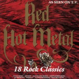 Image for 'Red Hot Metal'