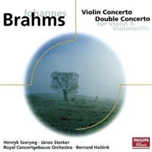 Imagem de 'Brahms: Violin Concerto/Concerto for Violin & Cello'