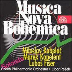 Image for 'Symphony No.3 (Musica Nova Bohemica)'