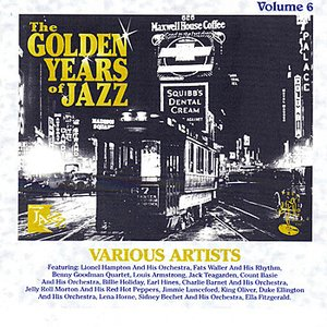 Image for 'The Golden Years Of Jazz Volume 6'
