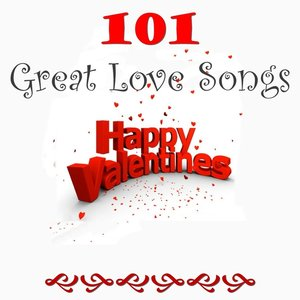 Immagine per '101 Great Lovesongs Happy Valentines'