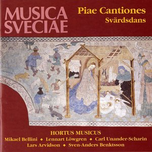 Image for 'Piae Cantiones'