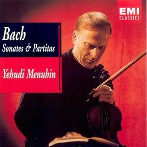 Image pour 'Sonates et partitas pour violon seul'