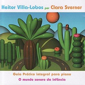 Image for 'Heitor Villa-Lobos por Clara Sverner'