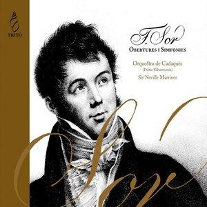 Image for 'F. Sor: Obertures i Simfonies'