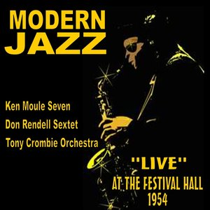 Immagine per 'Modern Jazz: Live At The Festival Hall 1954'