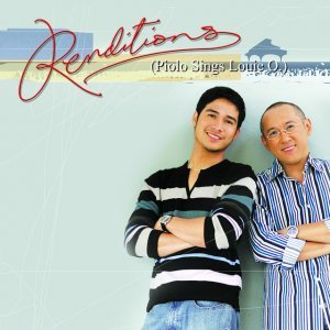 Image for 'Renditions..Piolo Sings Louie O.'