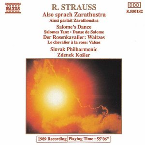 Image for 'STRAUSS, R.: Also Sprach Zarathustra / Salome's Dance'
