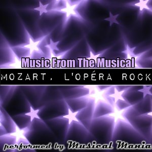 Image pour 'Music From The Musical: Mozart l'opera Rock'