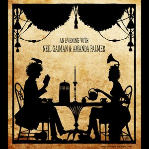 Image for 'An Evening With Neil Gaiman & Amanda Palmer'