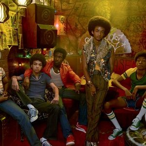 Image for 'The Get Down Brothers (Skylan Brooks, TJ Brown, Jr., Jaden Smith, Justice Smith & Shameik Moore)'