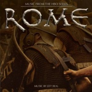 Image pour 'Rome: Music from the HBO Series'