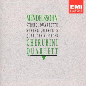 Image for 'Mendelssohn: String Quartets No.1-6'
