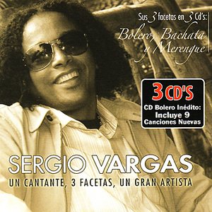 Image for 'Un Cantante, 3 Facetas, Un Gran Artista - Bolero, Bachata & Merengue'