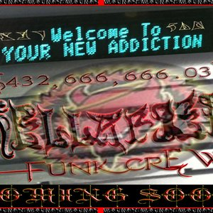 Image for 'Welcome To Your New Addiction'