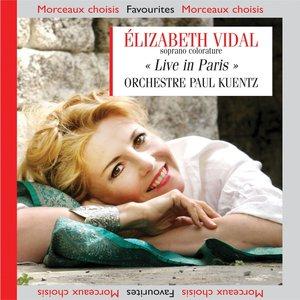 Image for 'Elisabeth Vidal Live in Paris'
