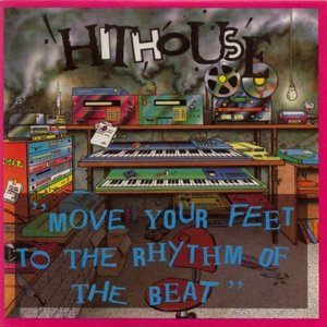 Image pour 'Move your feet to the rhythm of the beat'