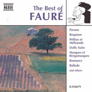 Image for 'Faure (The Best Of)'