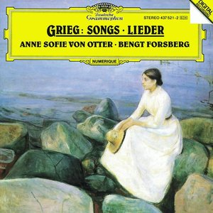 Image for 'GRIEG: Songs'