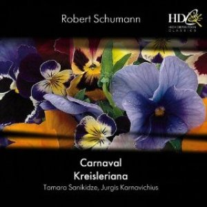 Image for 'Robert Schumann: Carnaval, Kreisleriana'