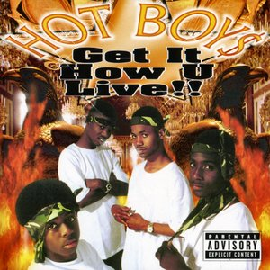 Image for 'Get It How U Live!!'