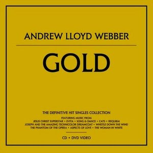 Image for 'Andrew Lloyd Webber - Gold'
