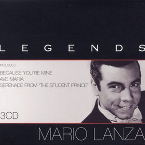 Image for 'Legends - Mario Lanza'