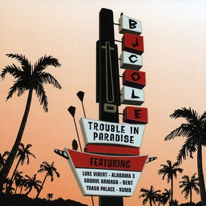 Image for 'Trouble in Paradise'