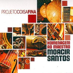 Bild för 'Homenagem ao maestro Moacir Santos [tribute to Moacir Santos]'
