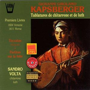 Imagen de 'Kapsberger : Tablatures de chitarrone et de luth'