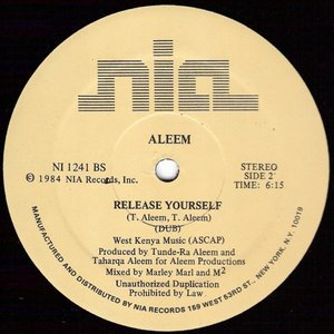 Image pour 'Release Yourself'