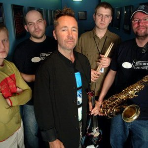 Image for 'The Nigel Kennedy Quintet'