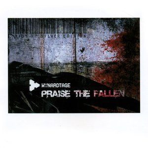 Image for 'praise the fallen (silver edition)'