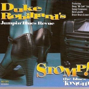 Image for 'Stomp! The Blues Tonight'